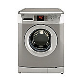 Beko Washing Machine, WMB714422S, 7KG Load, with 1400rpm - Silver