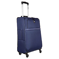 Revelation By Antler Calais Suitcase 4-Wheel Medium Navy
