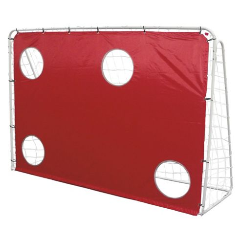 Activequipment 3-in-1 Football Goal, 7ft x 5ft