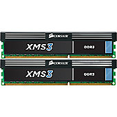 Corsair XMS3 Classic 16GB (2 x 8GB) Memory Kit 1600MHz DDR3 DIMM 240-pin Unbuffered