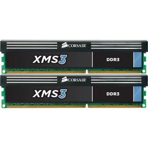 Corsair XMS3 Classic 16GB (2 x 8GB) Memory Kit 1600MHz DDR3 DIMM 240-pin Unbuffered