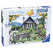 Ravensburger Country Cottage Collection - The Lakeland Cottage 1000 Piece Jigsaw Puzzle