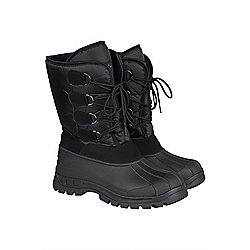 Whistler Waterproof Warm Insulated Comfortable Thermal Winter Mens Snow Boots