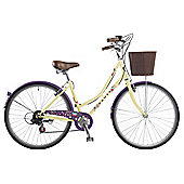 Dawes Hippy Duchess Citron 19 Inch Traditional Style Bike