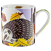 Wildlife Trust Hedgehog Mug, Single