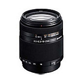 Sony SAL18250 DT 18-250mm F3.5-6.3 Powerful Compact 14x Zoom Lens