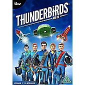 Thunderbirds Are Go - vol 1