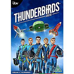Thunderbirds Are Go - vol 1