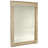 Papa Theo Orient Extra Large Mirror - Natural Limed