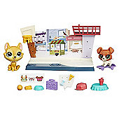 Littlest Pet Shop Pet Tales Café Set