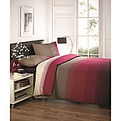 Dreams n Drapes Glide Red Single Quilt Set