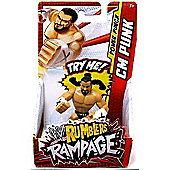 Rumblers Rampage - Cm Punk - WWE - Mattel