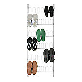 Premier Housewares Over Door Shoe Rack
