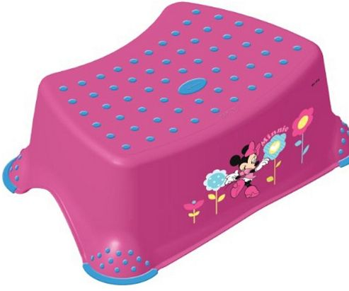 Disney Baby Step Up Stool - Minnie