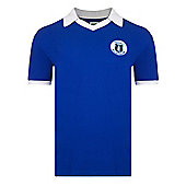 Everton 1978 Home Shirt Blue XL
