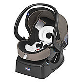 Chicco Auto-Fix Fast Baby Car Seat (Beige)