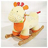 Lollipop Lane Tiddly Wink Rocking Giraffe