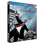 Hitman: Agent 47 Blu-ray