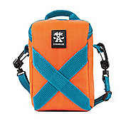 Crumpler Light Delight 100 Sling Camera Pouch in Carrot Orange