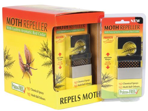 Stv Stv439 Cedar Moth Repeller