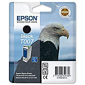 Epson T007 printer Ink Cartridge - Black