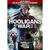 Hooligans At War DVD