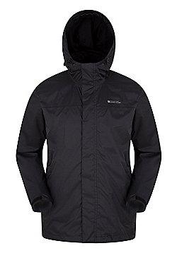 Torrent Mens Waterproof Jacket - Black