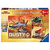 Ravensburger Disney Planes 3 x 49 Piece Puzzles