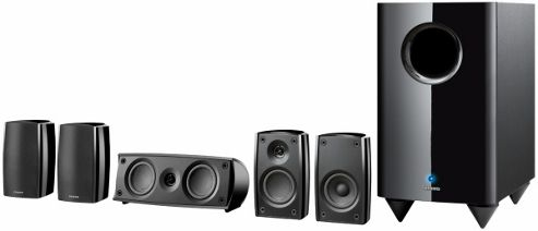 ONKYO SKSHT648 HOME CINEMA SPEAKER SYSTEM