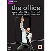 The Office - 10Th Anniversay Edition (DVD Boxset)