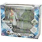 Doctor Who Exclusive Action Figure Set - Seeds of Doom