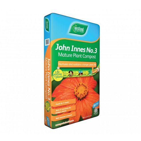 buy westland john innes no 3 mature plant compost 30l. Black Bedroom Furniture Sets. Home Design Ideas
