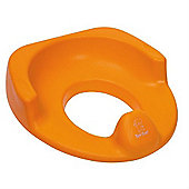 Tippitoes Moulded Toilet Trainer Seat (Orange)