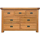 Thorndon Hampton 3 Over 4 Drawer Chest