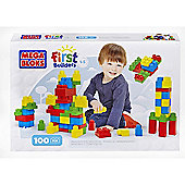 Mega Bloks First Builders 100 Block Set