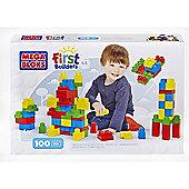 Mega Bloks First Builders 100 Block Set