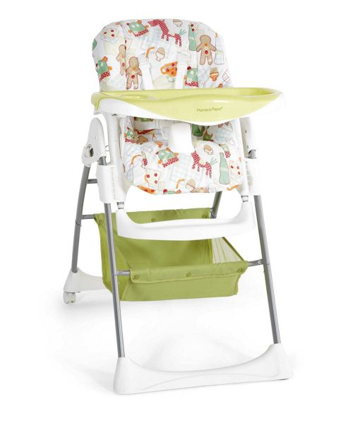 Mamas & Papas - Zest Highchair - Gingerbread