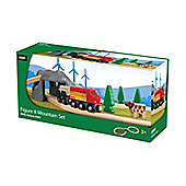 Brio - Figure 8 Mountain Set