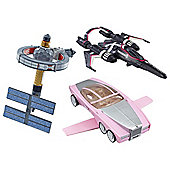 Thunderbirds Are Go Vehicle Superset 2.0 Playset