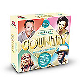 Stars Of Country: 60 Classic Country Hits (3CD)