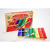 Traditional Wood 'n' Fun Xylophone From Ackerman Toys 3 yrs+