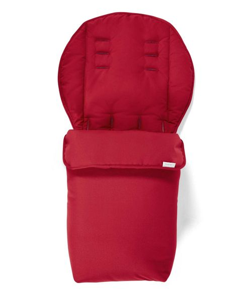 Mamas & Papas - Universal Footmuff - Red
