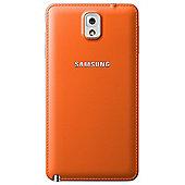 Galaxy Note 3 Battery Cover Wild Orange