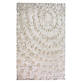 Safavieh Marbella Cement Shaggy Rug - 229 cm x 161 cm (7 ft 6 in x 5 ft 2 in)