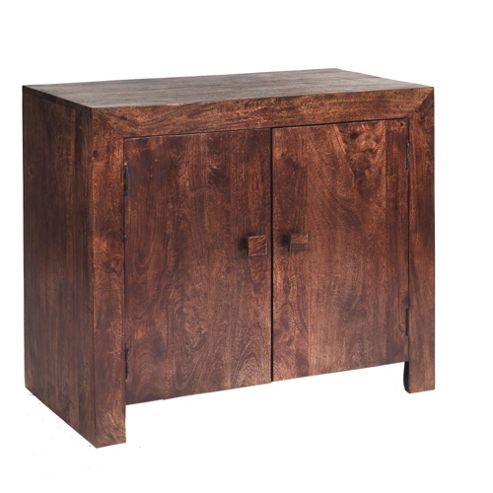 Indian Hub Mango Toko Two Door Sideboard