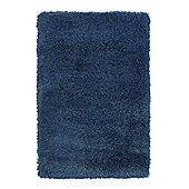 Oriental Carpets & Rugs Monte Carlo Blue Rug - 110cm x 170cm
