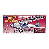 Spirit of St. Louis Flying Model Kit - 34 Wing Span - Guillow's