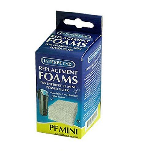 Interpet PF Mini Plain Foam x 3 Pcs