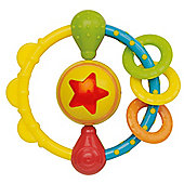 Mothercare Light and Sound Rattle