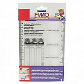 Fimo Mixing Template & Ruler